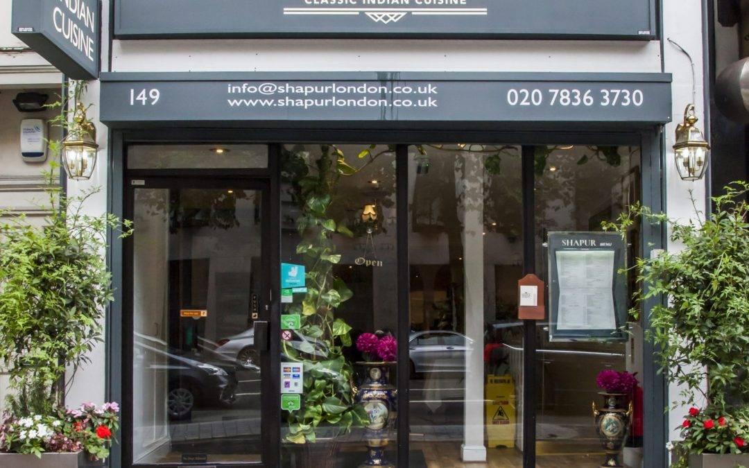 Covent Garden Indian Restaurants